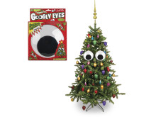 Juletræsøjne