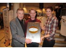 Vinnarna av Årets Beställare 2012