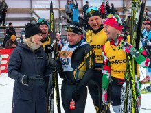 Team Engcon intervju Vasaloppet