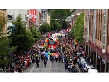 Parade - Oslo Pride 2014