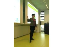 Eva Bergh Miljöstrateg föreläser