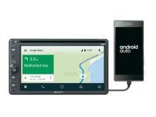 Sony_XAV-AX205DB_Front_Android_Auto_Map-Mid