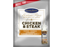 Refill Chicken & Steak