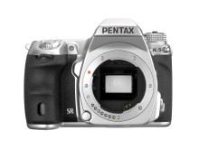 Pentax K-5 Silver limited edition