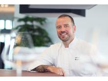 Krister Dahl domare under VM i matlagning