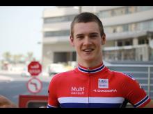 Ole Forfang under sykkel-VM Doha 2016