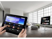 Loewe VideoNet App - Smart adgang til masser af video på nettet