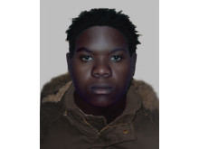 E-fit of man wanted for questioning