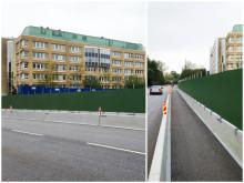 Trafikavstängning SUS Malmö
