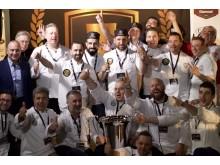 Glada deltagare i Pizza Champion Cup SM 2018