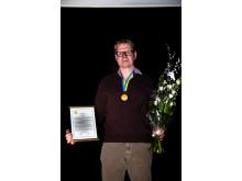 Mats Lönberg - Årets plåtslagare 2012