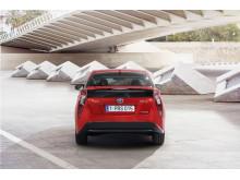 Prius av fjärde generationen är en i alla avseenden ny bil