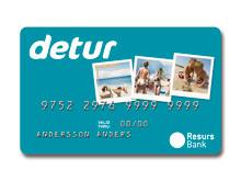 DeturCard