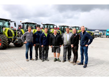 CLAAS & HORSCH DEMO TOUR 2019