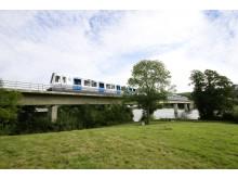 Stockholms nya tunnelbanetåg