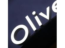 Diodskylt Olivecronas väg 1