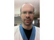 Nikos Tsolakis, specialistläkare barnallergologi (barnallergi), Akademiska sjukhuset