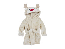 Deer bathrobe