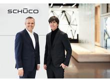Schüco starter merkevarekampanje med Joachim Löw