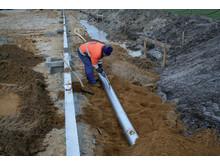 BLÜCHER EuroPipe avloppssystem i rostfritt stål - ovan och under mark