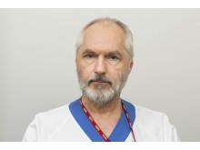 Per Larsson, överläkare och barnkardiolog, Akademiska barnsjukhuset