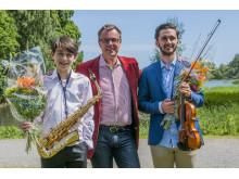 Solna stads Musikstipendiater 2016