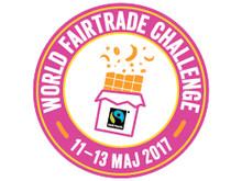 Logotype: World Fairtrade Challange 2017