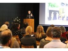 Over 50 deltagere fra 29 forskjellige museer og sentre var til stede på stiftelsesmøtet på Eidsvoll 1814. Dagen ble åpnet av David Fleming, direktør ved et av Storbritannias mest anerkjente museer.