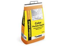 Color Perfekt Rapid - smutsavvisande fogar från Weber