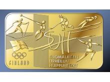Suomalaisen urheilun huippuhetket -kokoelma
