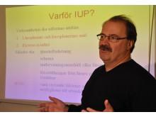 Bernt Friberg, rektor på Grönkullaskolan i Alvesta