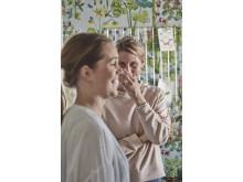 Ett vackrare hem med Johanna och Kristin - Del 1 Arbetsrummet