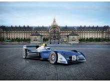 FIA Formula E Visa Paris ePrix : la Formule E se lance en plein Paris