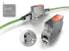 Överspänningsskydd för Ethernet-applikationer