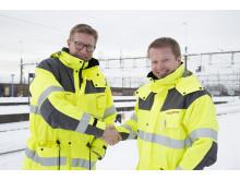 Joakim Stenqvist och Joachim Ytterstene