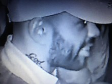 Hackney shooting - Image of tattoo