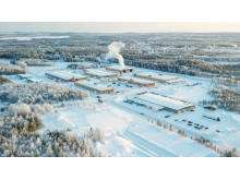 Nye testanlegg på Strömsund-fabrikken