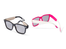 Sunglasses with electronic tint - Classic & Intense