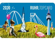 Die neue RUHR.TOPCARD 2020
