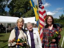 Agneta Nilsson, Karin Holmqvist och Catherine Bringselius