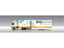 Möt SAP på Big Data Truck Tour