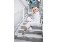 Sofia Karlberg frontar Scoretts kampanj Sneakers Corner 2017