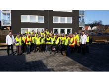 Täbys Ica-Björn med volontärer