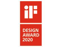 iF Design Award 2020_Logo