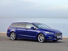 Täysin uusi Ford Mondeo Wagon malli
