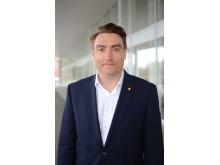 Erik Nilsson (KD), orförande i stadsbyggnadsnämnden