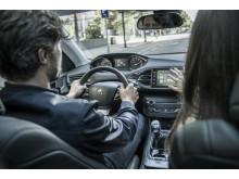Nya Peugeot 308 - en elegant och modern sedan