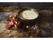 Soppa ur Matkomforts matkasse Vego Premium