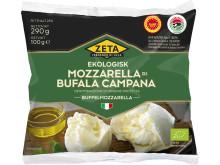 Zeta Buffelmozzarella Eko produktbild