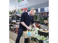 Fra d. 8. april træder Lidl som den første discountkæde ind i Too Good To Go-fællesskabet der, gennem salg af lykkeposer med fødevarer, reducerer madspild.
